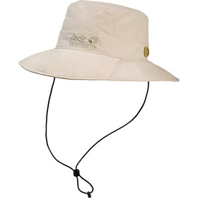 Jack Wolfskin Supplex Chapeau en maille, light sand